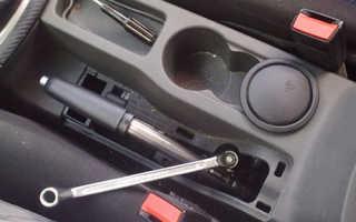 Видео как подтянуть ручник на Форд Фокус 2