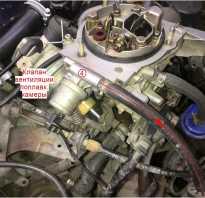 Шланги от карбюратора как подключать на 406 двигателе