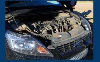 Не заводится Форд Фокус 2 неисправность системы двигателя