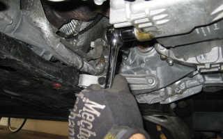 Ford focus как проверить масло в двигателе