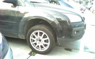 Как увеличить клиренс на форд фокус 3