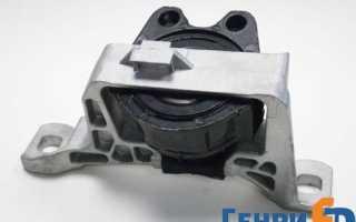 Замена правой опоры двигателя Форд Фокус 2