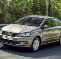 Замена свечей зажигания вдвигателе Volkswagen Polo седан