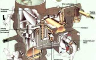 Чем отличаются двигатели ваз 2107 карбюраторные от инжекторных