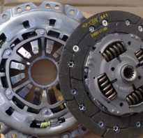 Замена сцепления Opel Astra