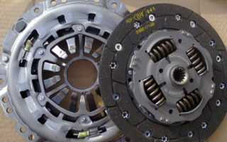 Замена сцепления Opel Astra gtc