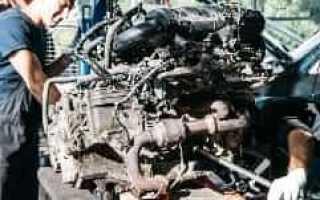 Замена сцепления форд мондео 4