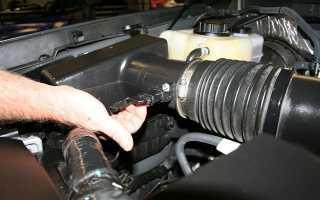 Горит чек на приоре двигатель сам набирает обороты