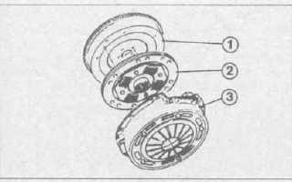 Пропадает сцепление форд фокус 2