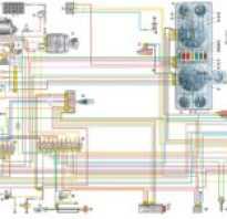 Газ 3110 схема подключения тахометра 402 двигатель