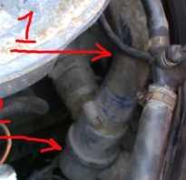 Что может быть если быстро нагревается двигатель 2107
