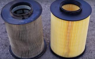 Как поменять воздушный фильтр Форд Фокус 3