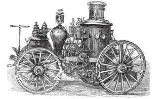 Гидравлический пресс изобрели раньше чем двигатель внутреннего сгорания