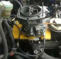 Ваз 21099 карбюратор двигатель не тянет что это
