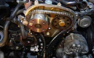 Двигатель 1 4 tsi что в приводе грм