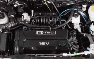 Что лучше 8 или 16 клапанный двигатель дэу