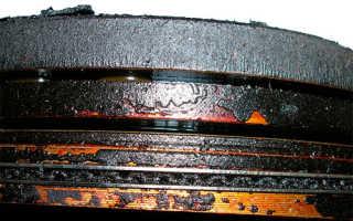 Чем очистить двигатель от нагара при разборке двигателя