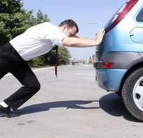 Почему глохнет машина на ходу