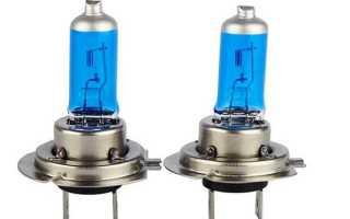 Какие лампы в Форд Фокус 2 рестайлинг