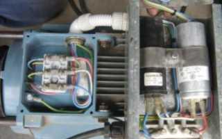 Что будет с асинхронным двигателем если малы конденсаторы