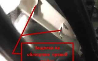 Как снять вентилятор печки Рено Логан