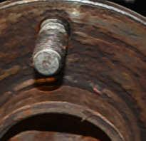 Замена задних колодок Форд Фокус 2 дисковые