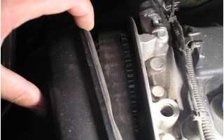 Ford Focus 2 замена ремня грм
