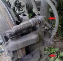 Колодки тормозные передние Шевроле Круз