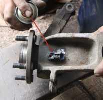 Замена ступицы Форд Фокус 2