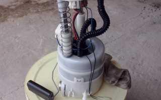 Ниссан Икстрейл т31 топливный фильтр