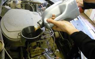 Рекомендации по самостоятельной замене масла в двигателе автомобиля «Renault Logan»