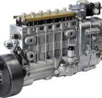 Устройство топливного насоса высокого давления дизельных двигателей