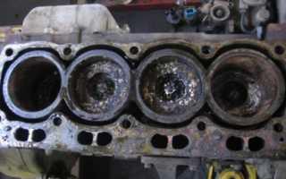 Ваз один цилиндр не работает на холодном двигателе