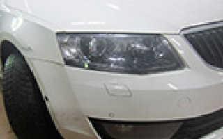 Шкода Октавия а7 кузовной ремонт