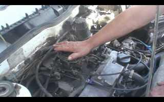 В чем причина плохо заводится 406 двигатель