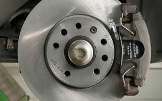 Как поменять барабанные тормоза на дисковые