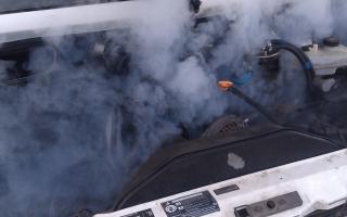 Что может произойти с двигателем если его перегреть