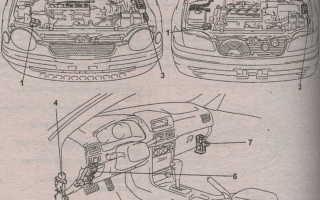 Что может стучать в двигателе тойота карина е