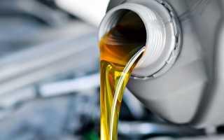 Через сколько километров менять масло синтетику в двигателе