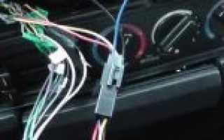 Фонит усилитель при заведенном двигателе как исправить