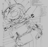 Форд транзит замена задних тормозных колодок