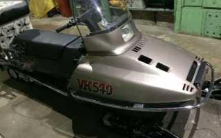 Датчик температуры двигателя для снегохода ямаха викинг 540