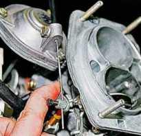 Как установить заглушку на двигателе ваз 2106