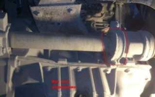 Замена подшипника привода Форд Фокус 2