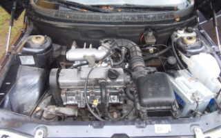 Что делать когда перегрел двигатель на ваз 2110