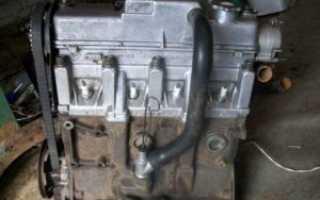 Характеристики двигателя ваз 2109 инжектор 8 клапанов