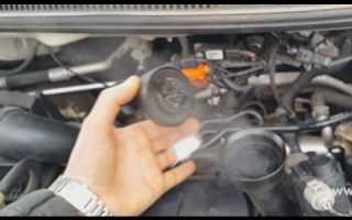 Фольксваген венто система охлаждения ремонт
