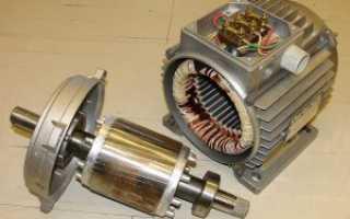 Асинхронный двигатель с фазным ротором пусковые характеристики