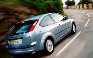 Форд Фокус 2 комплектация ghia 2006 что входит