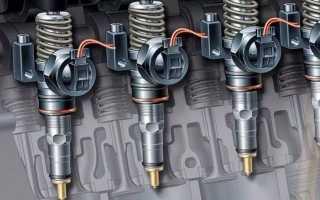 Что происходит с двигателем когда льют дизельные форсунки